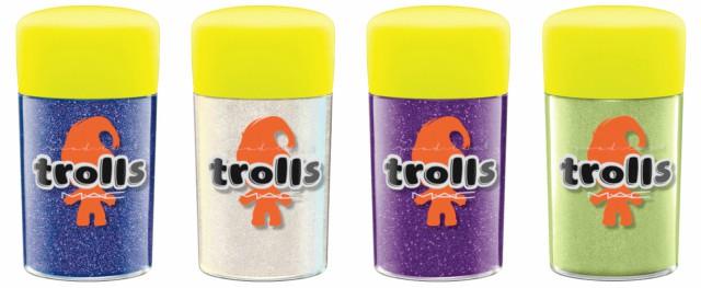 pigmenti glitter trolls mac
