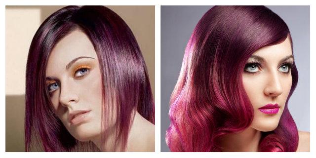 Capelli rosso viola 5351f6e7a602