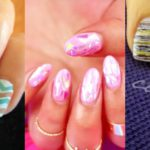 Come realizzare una nail art perfetta con scotch, filo interdentale e CD