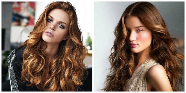 piega mossa capelli lunghi