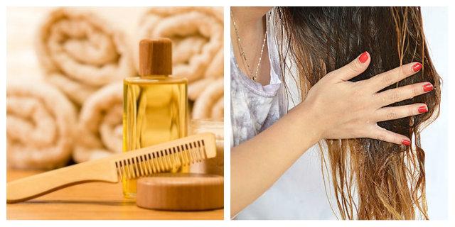 olio di jojoba per capelli