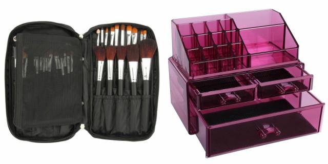 Porta pennelli per il make-up: un'idea regalo beauty originale!