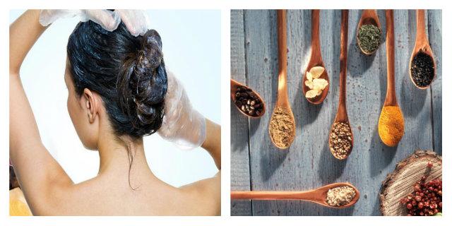 impacchi naturali per capelli