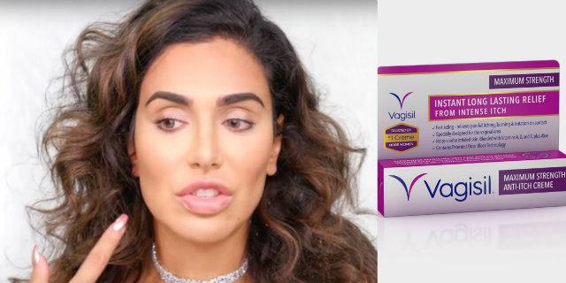 """La super beauty blogger: """"Ho usato il Vagisil al posto del primer per il viso. Ecco il risultato"""""""