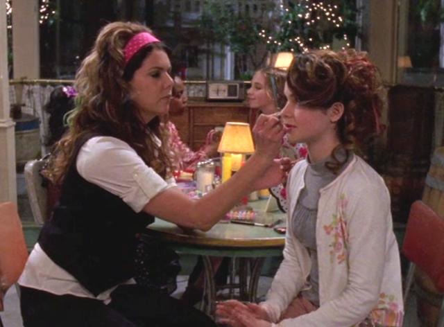 Gilmore Girls: arrivano anche gli ombretti di Una Mamma Per Amica
