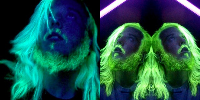 barba neon