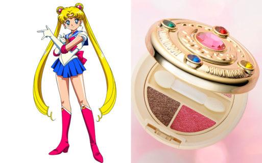 Questi trucchi di Sailor Moon sono esattamente quello che volevamo