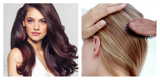 Capelli di fata pettinare i capelli senza danneggiarli
