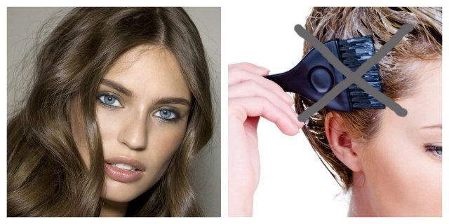 capelli di fata evitare tinte e trattamenti aggressivi