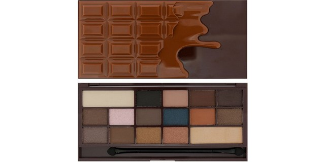 Makeup Revolution I Heart Chocolate Eye Shadow Palette