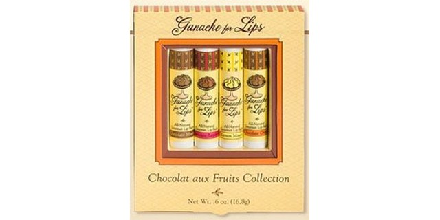 Lips Chocolate Aux Fruits Collection