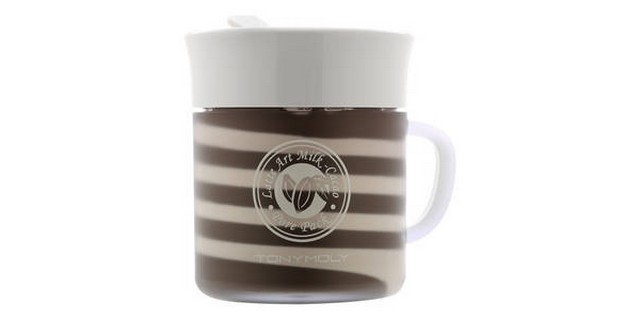 Tonymoly Latte Art Milk-Cacao Pore Pack