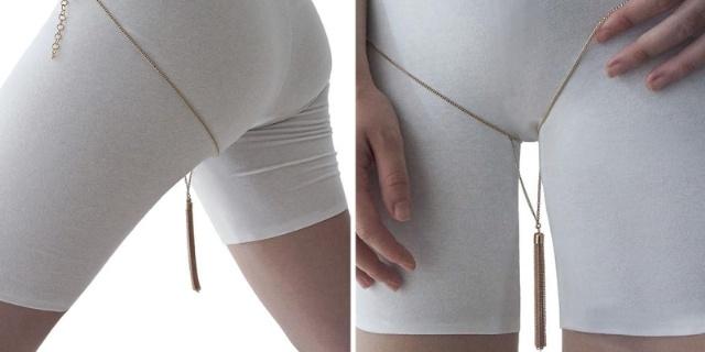 gioielli thigh gap