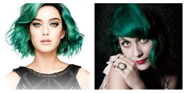 capelli verdi