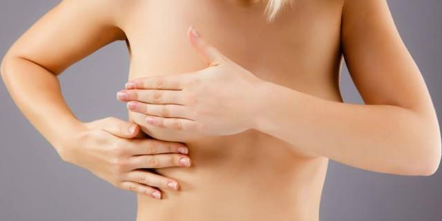 come rassodare il seno massaggi