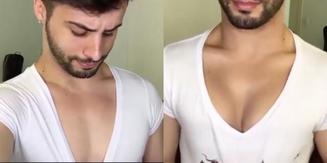 contouring del seno