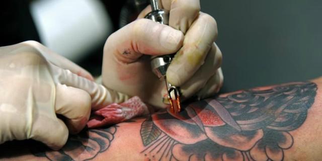 cura del tatuaggio appena fatto