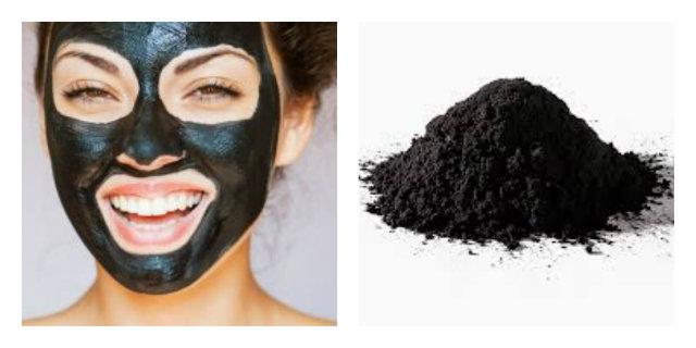 black mask gli ingredienti