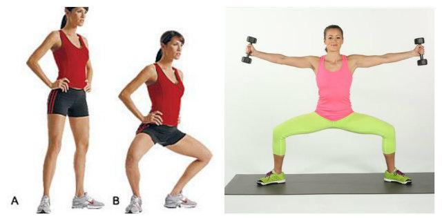 interno coscia flaccido ecco 5 esercizi roba da donne