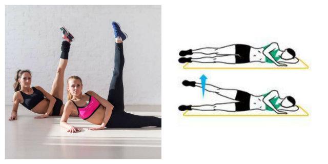 Interno coscia flaccido ecco 5 esercizi roba da donne for 5 esercizi per interno coscia