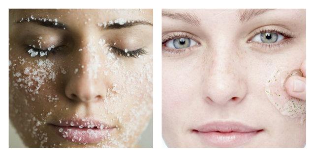 Chi conosce la differenza tra gommage, scrub e peeling? Mettetevi alla prova