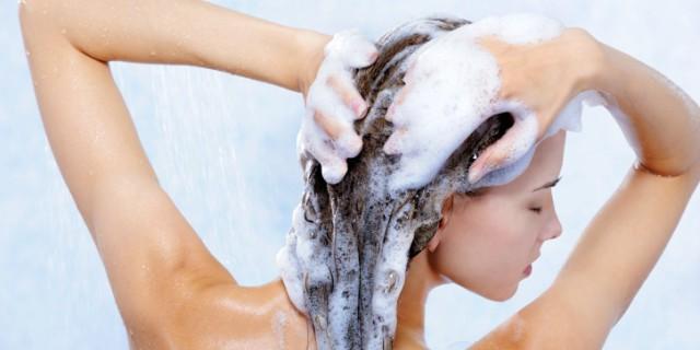 ripetere lo shampoo