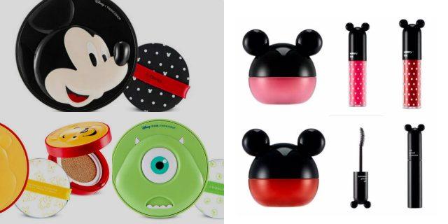 Questi trucchi Disney sono una magia di colore