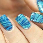 Water marble nail art: cos'è e come si fa