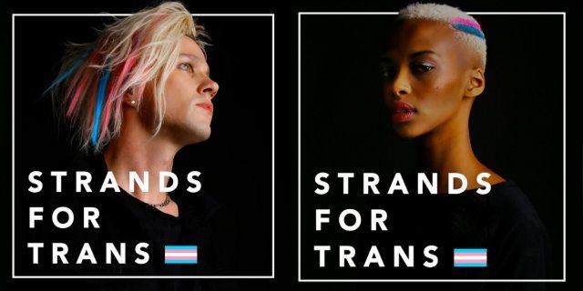 Strands for Trans: perché serve un progetto di parrucchieri per trans
