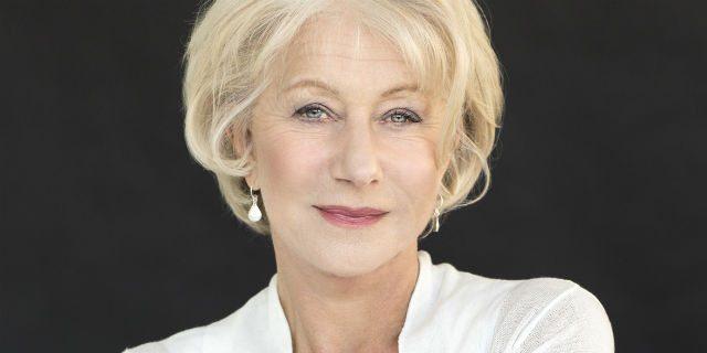 """Helen Mirren: """"Non sposatevi presto"""" e """"Amate le vostre rughe"""""""