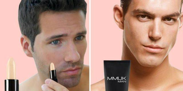 Trucchi: roba da uomini! Arriva il make up per uomo