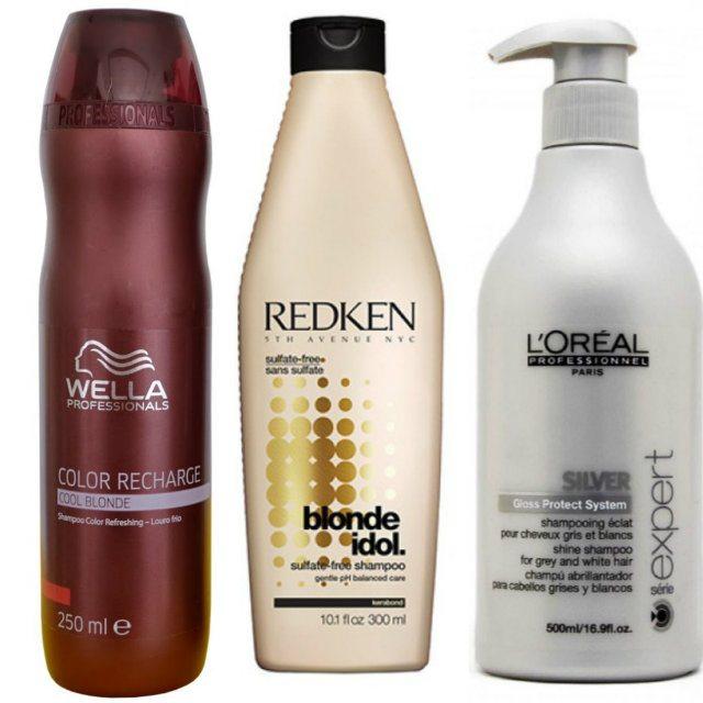 Shampoo antigiallo migliori