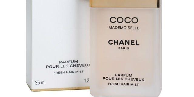 profumo per capelli chanel