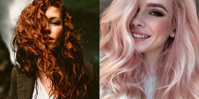 Colore dei capelli che ringiovanisce