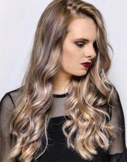 Colorati non basta: i capelli ora sono metallizzati