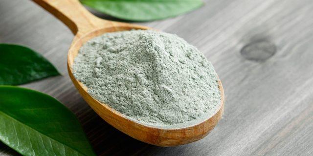 argilla verde proprietà