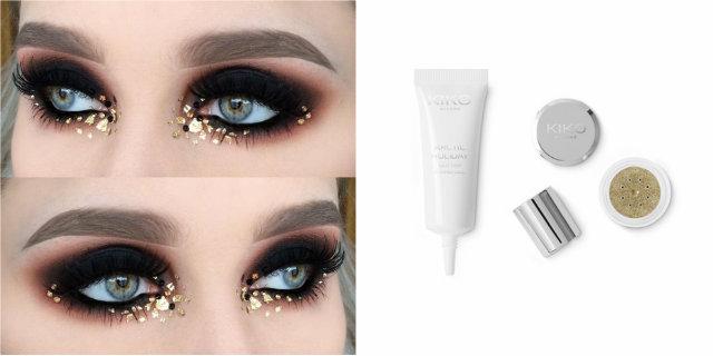 A tutto swarovski e glitter: 13 idee scintillanti per il make up di Capodanno