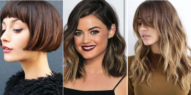 Taglio capelli moda estate 2018