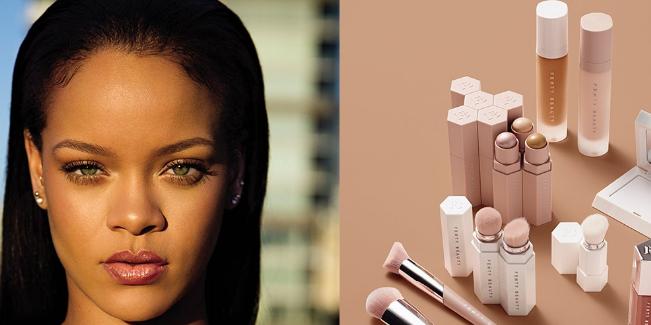 Perché Fenty Beauty, la linea make-up di Rihanna, è diversa dal solito trucco