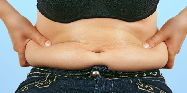 Perché è facile eliminare il grasso addominale