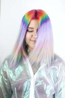Prism Roots: la combinazione di colori di capelli più bella mai vista