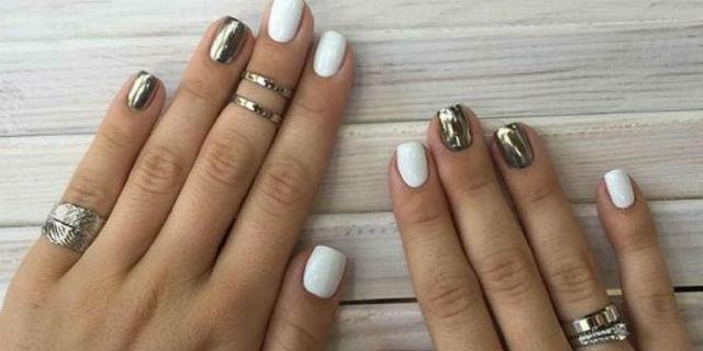 Tutte le migliori nail art e manicure per le unghie corte