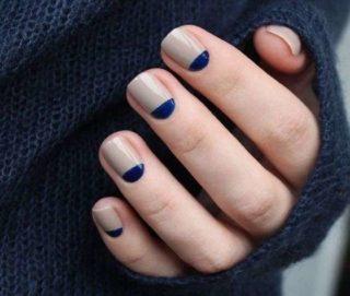 unghie corte gel