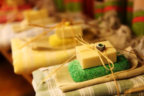Il sapone allo zolfo ha un'azione puramente detergente