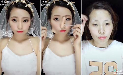 Quando l'apparenza inganna molto: 21 asiatiche si tolgono il trucco