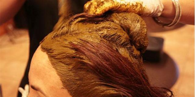 Tinte naturali per capelli con henné