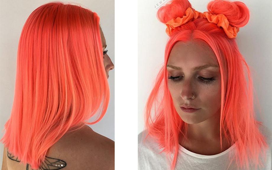 La rivincita dei capelli arancioni su pink hair e fata turchina style