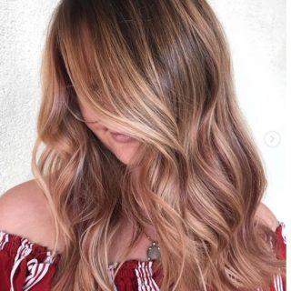 11 sfumature vip di capelli biondo fragola