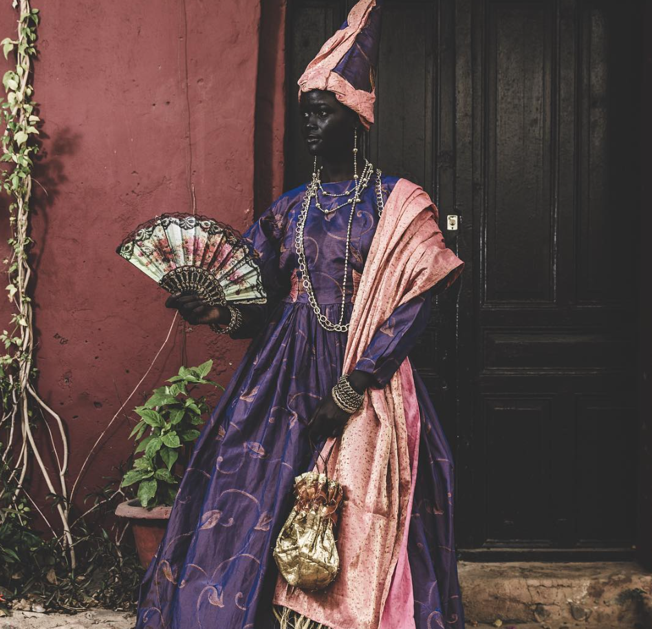 """""""Mi sono odiata a lungo"""": Khoudia Diop, la modella """"troppo nera, per essere bella"""""""