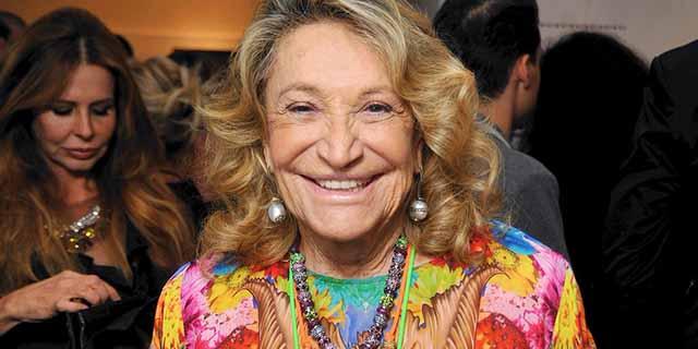 """""""Fate sesso, volate alto, perdonate ma..."""": il decalogo di Marta Marzotto"""